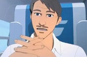 Howard Stark 1)