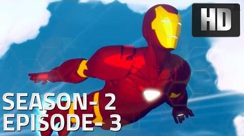 Iron Man Cartoon Show Season 2 Episode 3 Ironman Armored Adventures Series