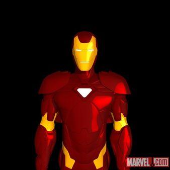 Iron Man Mark II 2