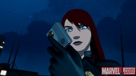 black widow iron man armored adventures wiki fandom