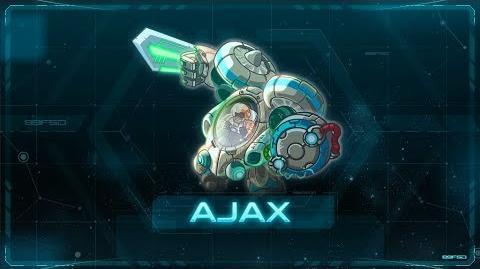 Iron Marines Hero Spotlight Ajax