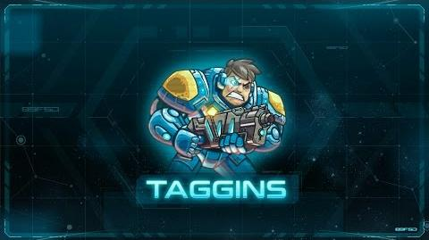 Iron Marines Hero Spotlight Taggins