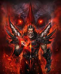 Deathwing Human Form