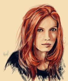Redhead by alicexz