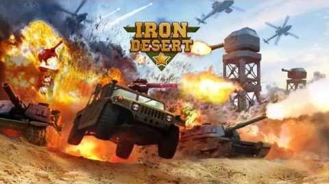 Iron Desert teaser