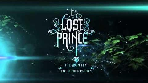 The Lost Prince by Julie Kagawa (Book Trailer)