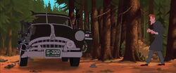 Kent's Car
