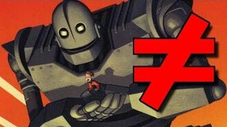 The Iron Giant - What's the Difference?