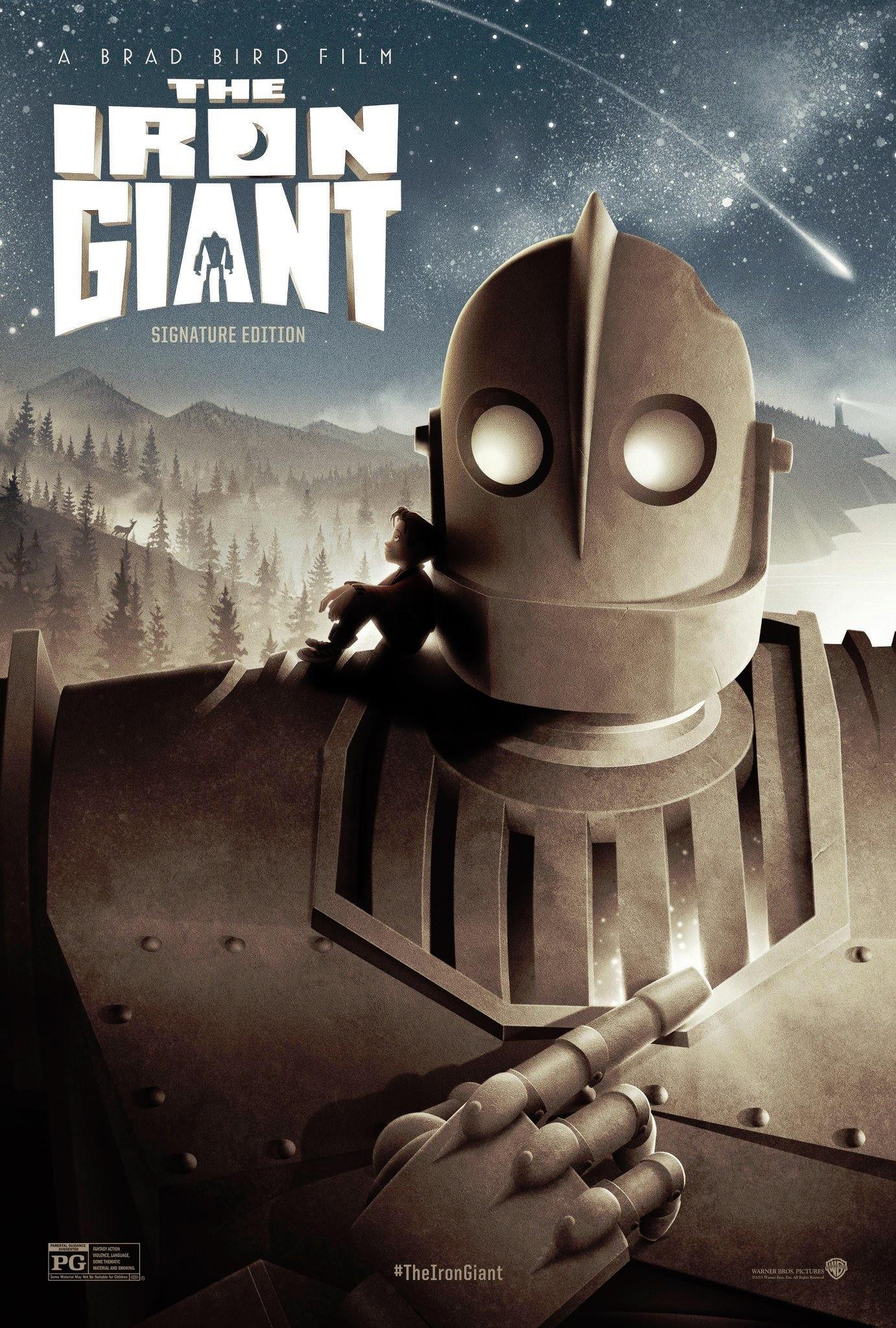 Resultado de imagen de the iron giant