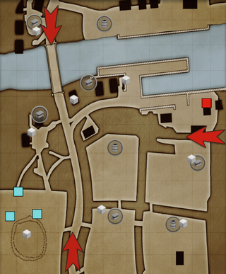 Map the last stand