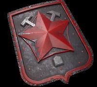 Rusviet crest - Iron Harvest