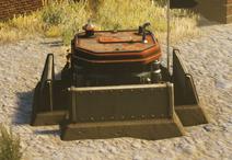Sax unarmed bunker