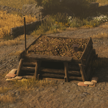 Pol unarmed bunker