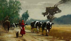 World of 1920 - Iron Harvest