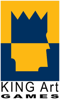 KING Art logo - Iron Harvest
