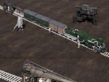 Artillery Train