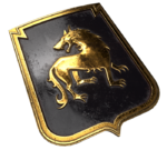Saxony Empire crest - Iron Harvest