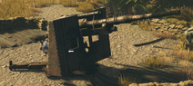 Destroyer Cannon