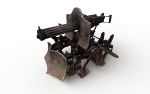 Heavy MG - Iron Harvest