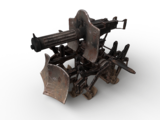 Polanian Heavy Machine Gun