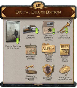 Digital Deluxe Edition - Iron Harvest