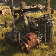 Oil Resource Point - Iron Harvest