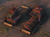 Advanced Saxon Barracks