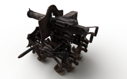 Heavy MG rear - Iron Harvest