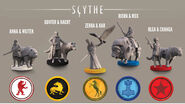 Characters - Scythe