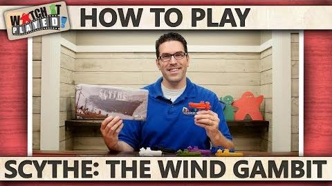 Scythe The Wind Gambit - How To Play