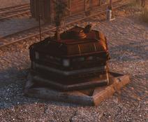 Rusviet bunker mg