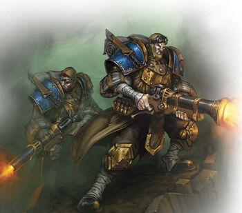 Commando Scattergunner