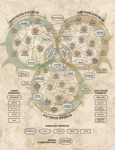 Circle Hierarchy