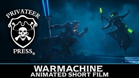 WARMACHINE Animated Short