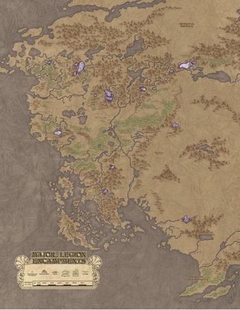 Legion Map MK3