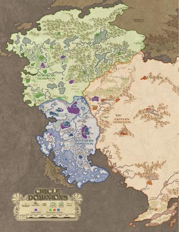 Circle Map MK3