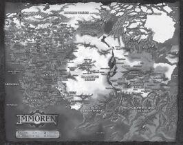 Immoren Map