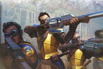 Long Gunner Infantry