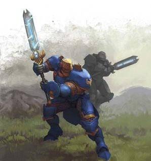 Stormblade Infantry