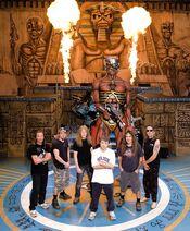 Iron Maiden - 2009 Tour