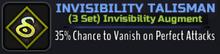 G Invisibility