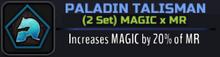 M Paladin