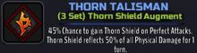 W Thorn