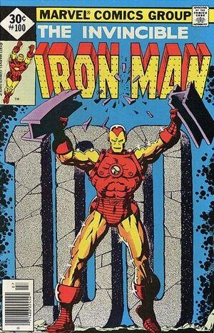 Iron Man Vol 1 100