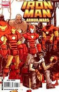 Armor Wars cover