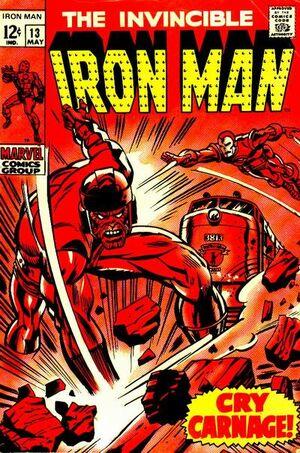 Iron Man Vol 1 13