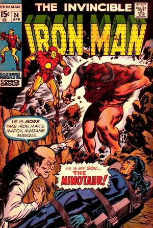 Iron Man Vol 1 24