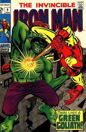 Iron Man Vol 1 9
