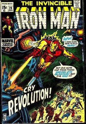 Iron Man Vol 1 29