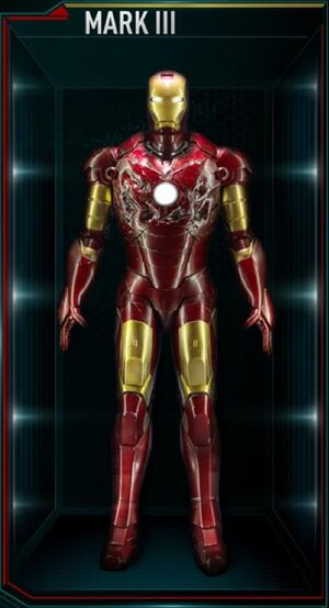 Iron Man Armor Mark III